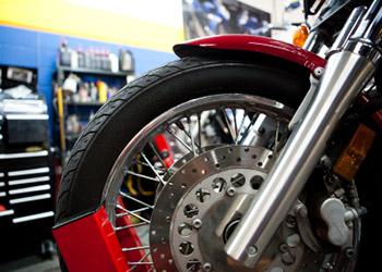 Immagine di Ammortizzatori per moto